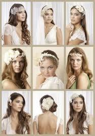 bridesmaids accessories lavender purple lilac flower clip bridal hair accessories