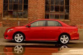 2004 toyota corolla xrs 2009 toyota corolla base 4dr sedan information