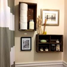 bathroom outstanding ideas about wall shelves wooden shelf for