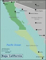 california map of major cities baja california travel guide at wikivoyage
