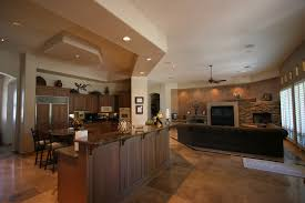 open kitchen living room luxury carameloffers
