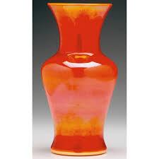Vintage Orange Glass Vase 57 Best Orange Glass Images On Pinterest Carnival Glass