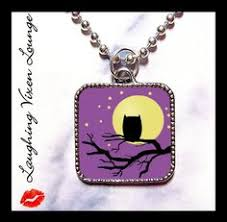 Halloween Jewelry Crafts - halloween jewelry quoth the raven nevermore by prettywhimsical
