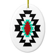 tribal ornaments u0026 keepsake ornaments zazzle