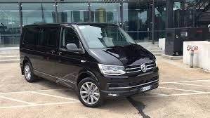 volkswagen multivan 2016 volkswagen multivan and caravelle people movers launched