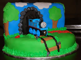 a birthday cake for a thomas fan u2014 kids in the capital