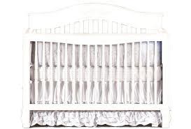 Palisades Convertible Crib Europa Baby Palisades Lifestyle Crib White In Classic 8 Carum