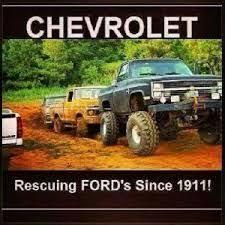 Ford Vs Chevy Meme - 7 best ford memes images on pinterest chevrolet trucks chevy