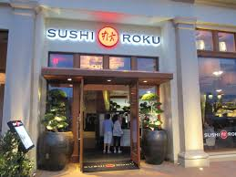 sushi roku restaurant is making a big splash in fashion island