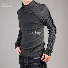wholesale s sweater s personality asymmetric sleeve