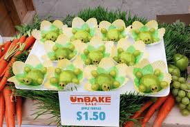 clever produce snacks can turn a bake sale into an unbake