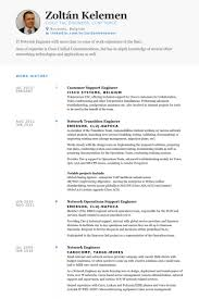 Field Engineer Resume Sample by Support Engineer Resume Samples Visualcv Resume Samples Database