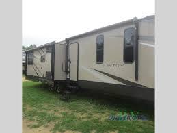 used 2016 skyline layton javelin 335re travel trailer at