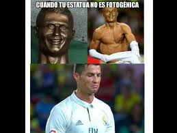Cristiano Ronaldo Meme - memes divertidos del busto de cristiano ronaldo en portugal video