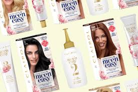 nicen easy color chart clairol nice n easy at home hair color new formula hair color