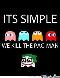 Pacman Meme - the pac man by mlljclock meme center