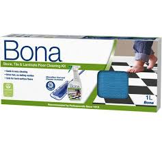 buy bona tile and laminate floor cleaning kit at argos co