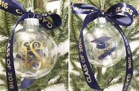 groopdealz personalized class of 2017 2018 2019 graduate ornament