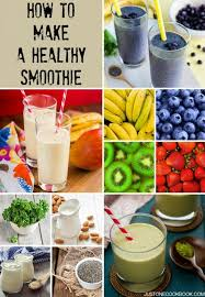 how to make healthy smoothies u2022 just one cookbook