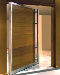 modern pivot doors pivot door inc