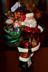 decor best christopher radko ornaments ideas with santa ornaments