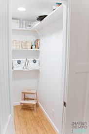 pantry reveal