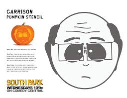 south park u201d halloween pumpkin stencils blog south park studios