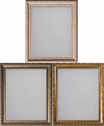 frame company brompton range shabby chic gold or bronze picture