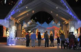 la salette festival of lights opens staff thesunchronicle com