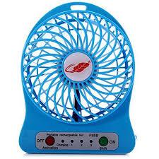 rechargeable fan online shopping online deal for powerpak 4 inch rechargeable battery usb mini fan