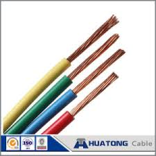 china single strand copper wire house electrical wiring electrical