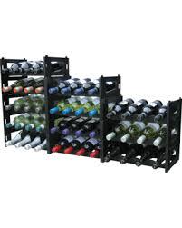 ezirak 48 bottle black wine rack dan murphy u0027s connections buy