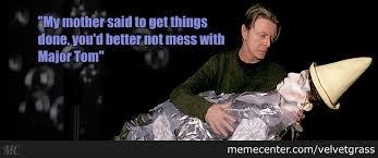Bowie Meme - david bowie cover photo by velvetgrass meme center