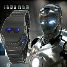watch iron picture more detailed picture about novelty led cool