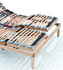 rete con materasso rete a doghe elettrica per taglie forti tecna con materassi in