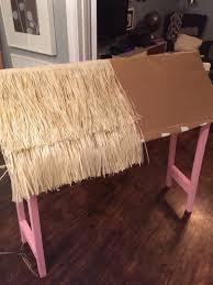 How To Build Tiki Hut Diy Tiki Bar A Purdy Little House