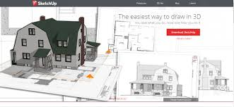 download sketchup house plan zijiapin
