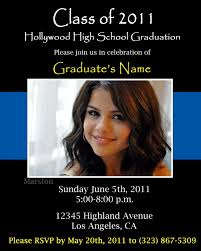 how to make graduation announcements templates clasic make your own graduation announcements with photo