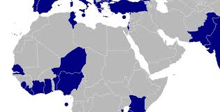 middle east map with country name democracy in the middle east