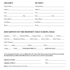 free bill of sale forms pdf word eforms fillable forms mughals