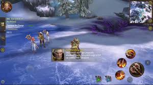 crusaders of light mmorpg crusaders of light gameplay mmorpg game android ios youtube