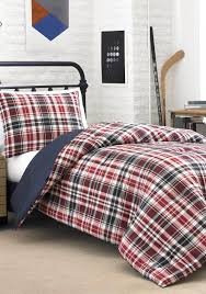 Nautica Down Alternative Comforter Nautica Mainsail Plaid Bedding Collection Belk