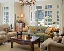 wonderful french country decor living room with country kitchen