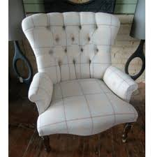 Button Back Armchair Armchairs Tinker And Toad