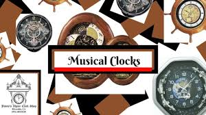 Musical Home Decor by Musical Clock Gallery I Home Decor Youtube