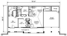 contemporary earth sheltered s retro house plan 10376