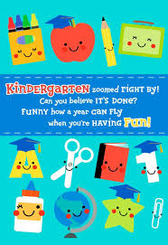 kindergarten graduation cards colorful learning kindergarten graduation card greeting cards
