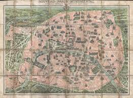 Paris France Map by File 1900 Garnier Pocket Map Or Plan Of Paris France Eiffel