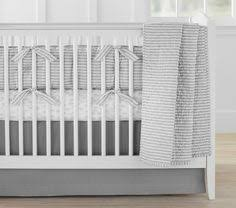 Pottery Barn Kids Baby Bedding Montauk Belgian Flax Linen Baby Bedding Pottery Barn Kids 106