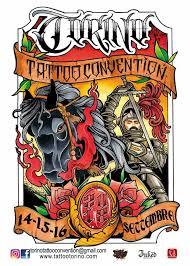 torino tattoo convention u2022 september 2018